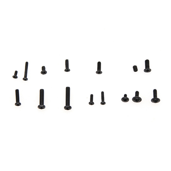 WLtoys 144001 1/14 RC Car spare parts M2 M2.5 M3 screw fastener kit Cross sleeve Allen wrench Swing arm пин screws